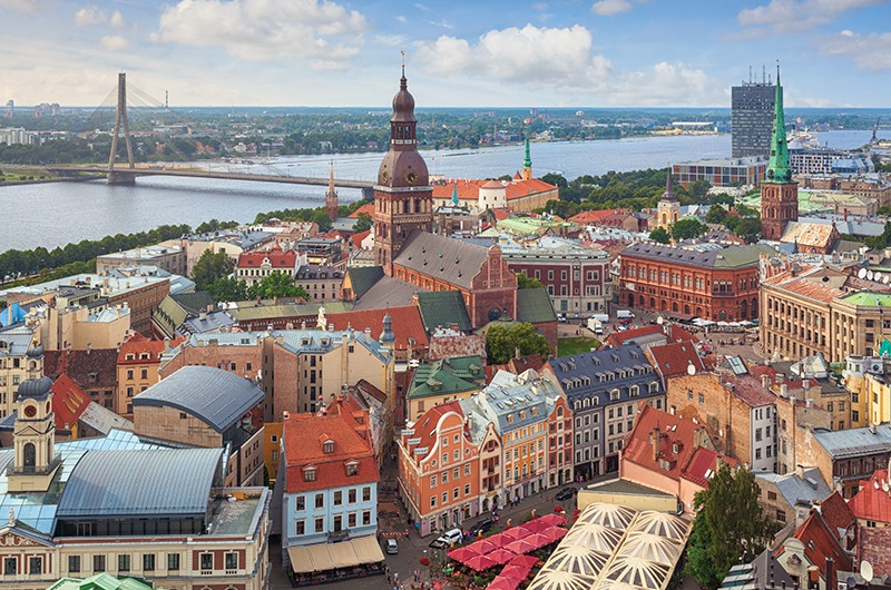 Your guide to Riga