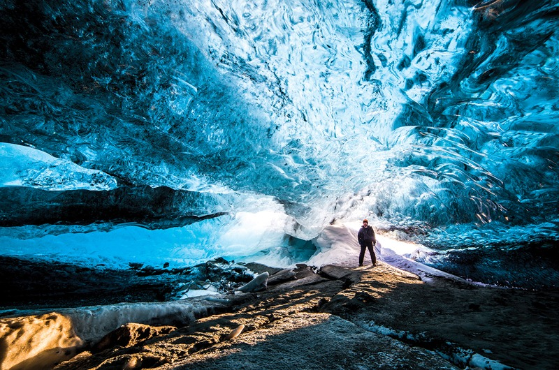 Cool adventures in Iceland