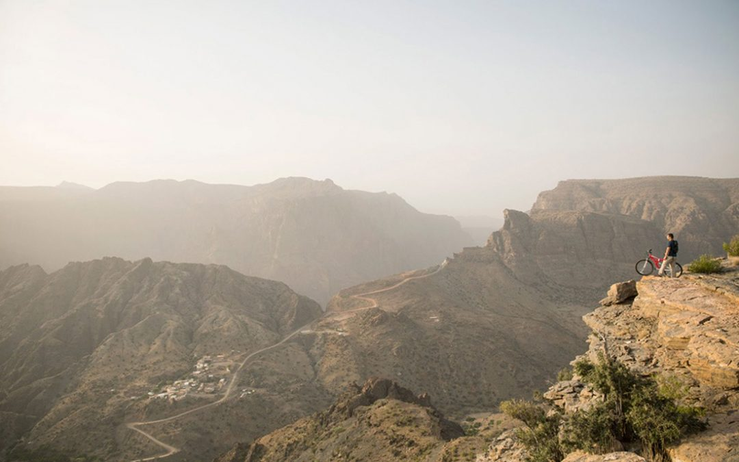 The height of adventure in Oman
