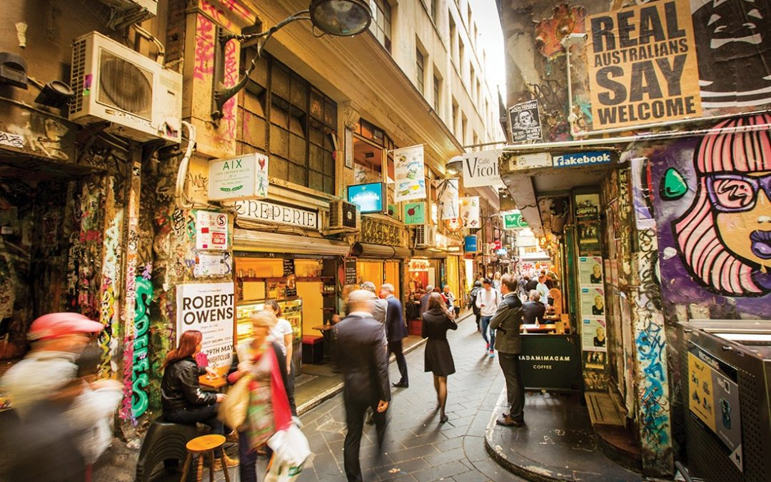 The locals' guide to Melbourne