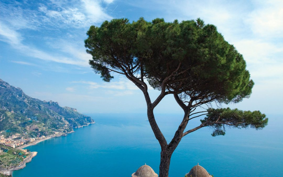 How to traverse the Amalfi Coast in style