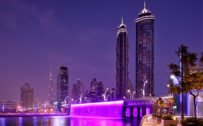 Readers' Awards: Best Business Hotel in the Middle East