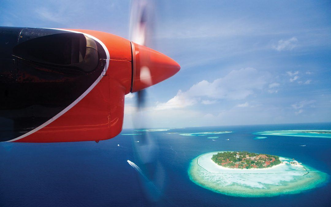 Hello paradise: the Maldives awaits