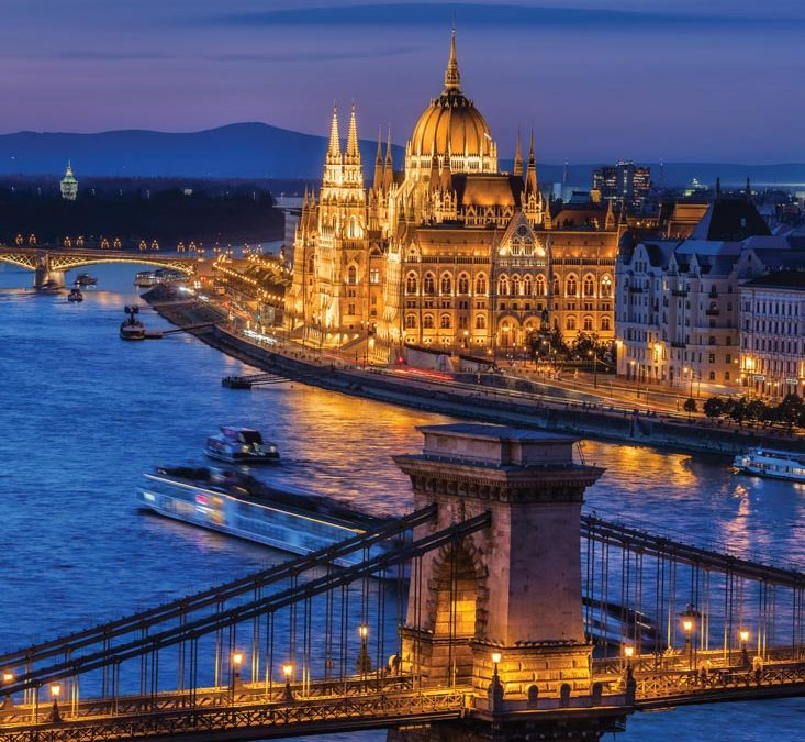 The long weekend: Budapest