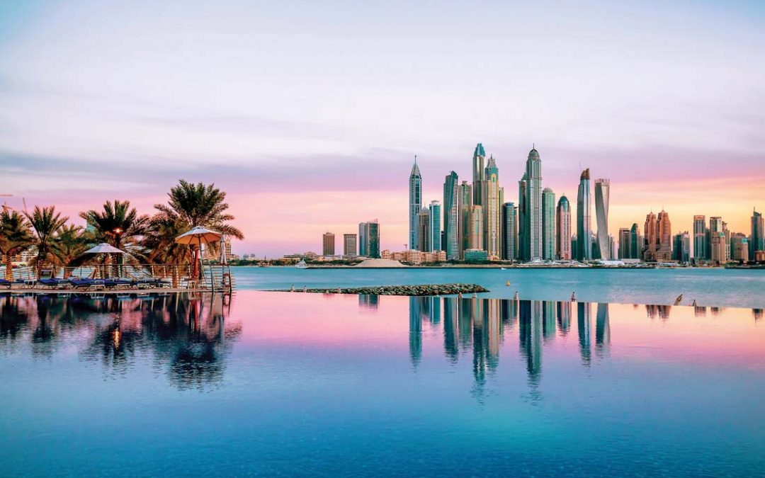 Enjoy a chilled staycation in Dubai at Dukes The Palm