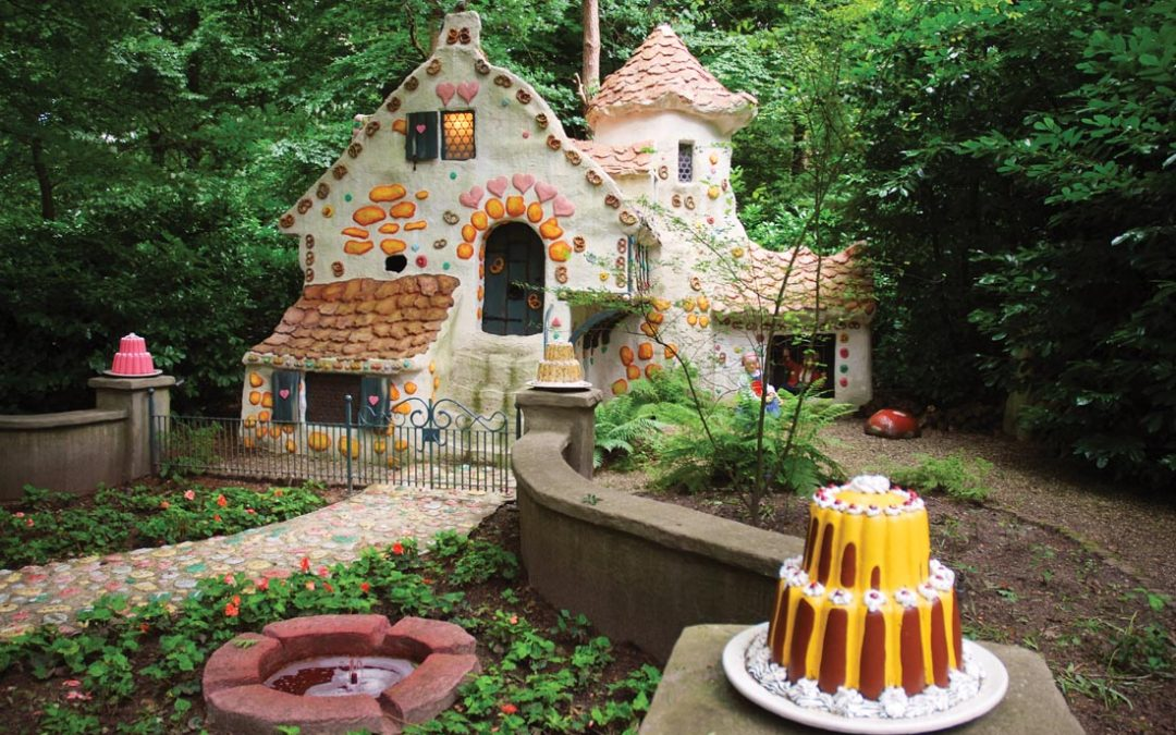 Unearth magic at Efteling fairytale theme park in the Netherlands
