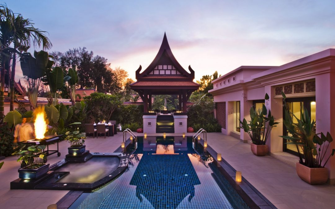 Embark on a journey to well-being at Banyan Tree Phuket