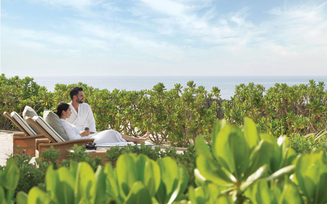 3 of the best Spa's in Abu Dhabi