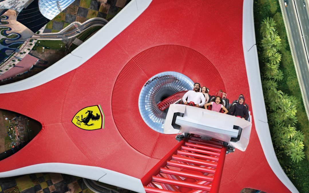 3 of the best Family fun Activities in Abu Dhabi
