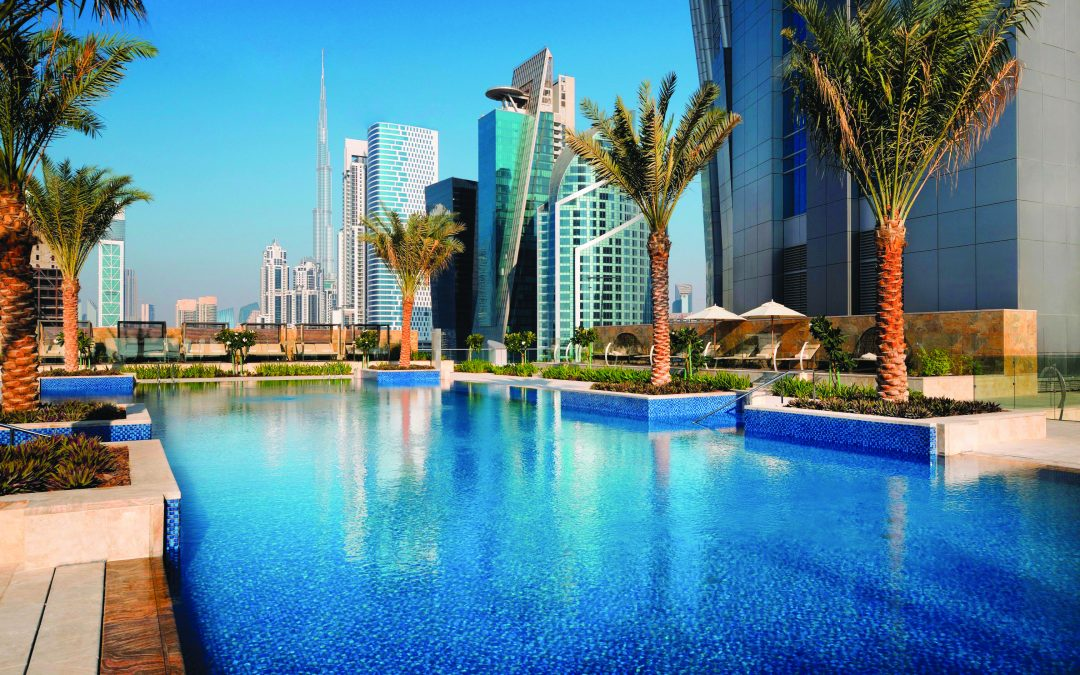 JW Marriott Marquis Dubai: Enjoy a sky-high staycation in the world's tallest five-star hotel