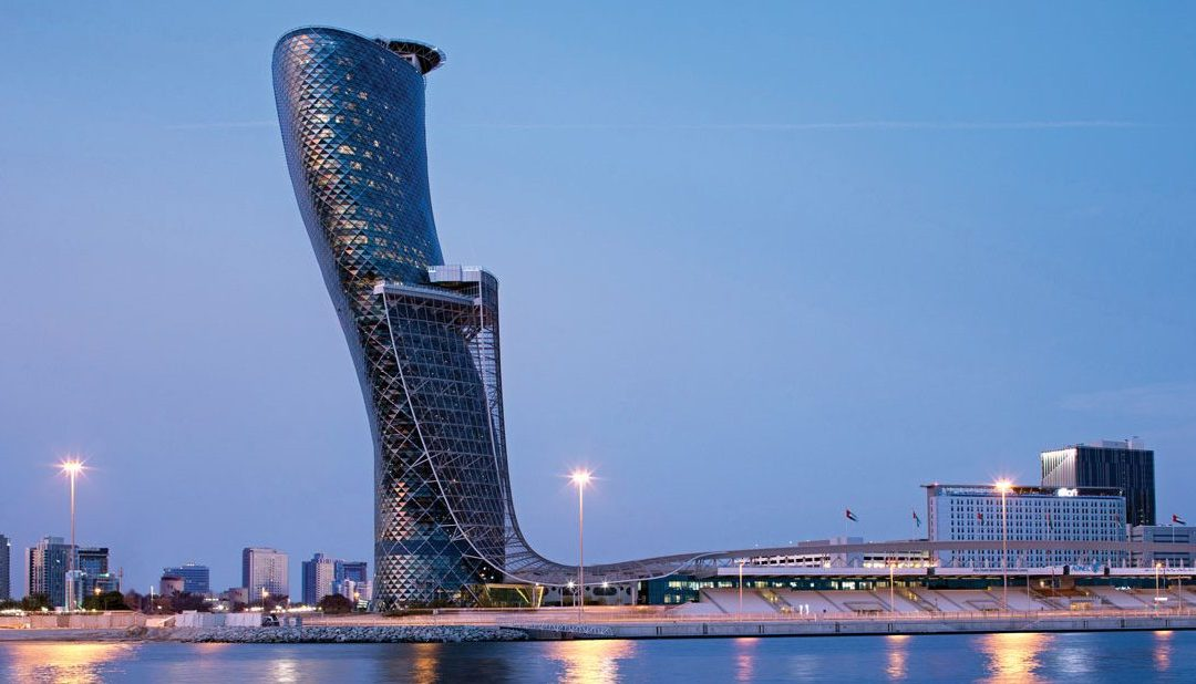 Three must-see architectural gems in Abu Dhabi