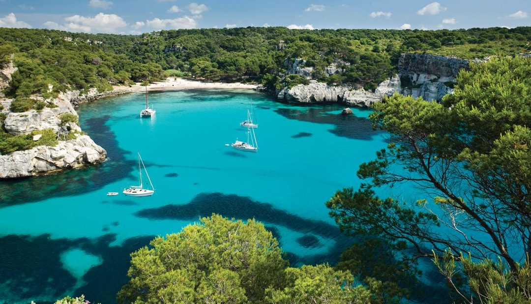 Falling in love with Menorca