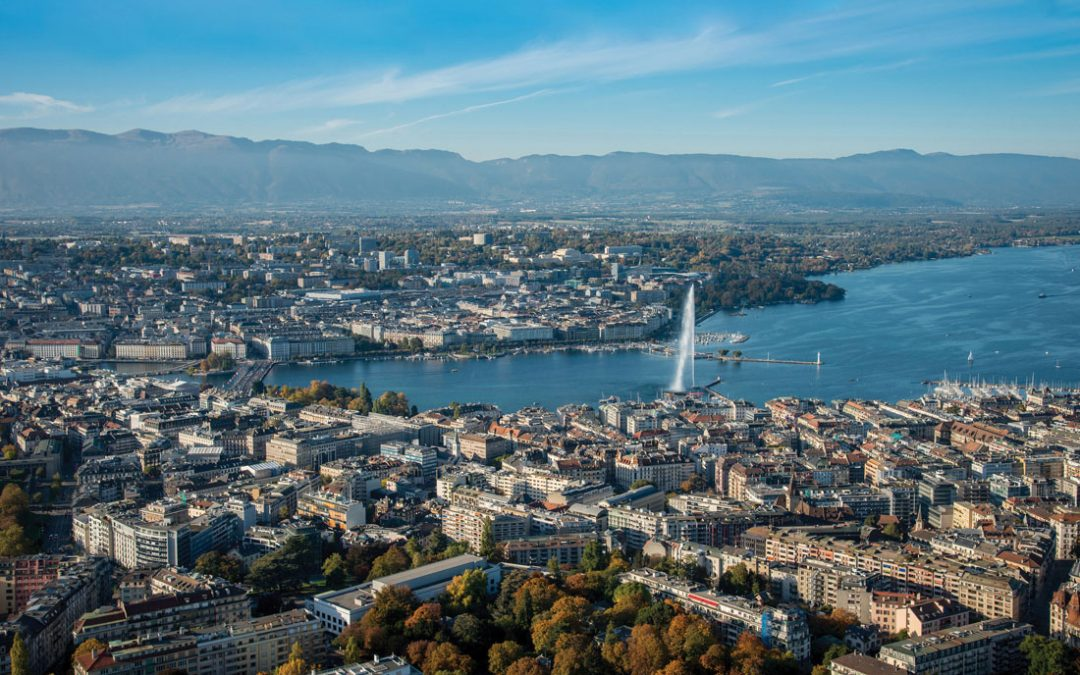A family holiday in Geneva