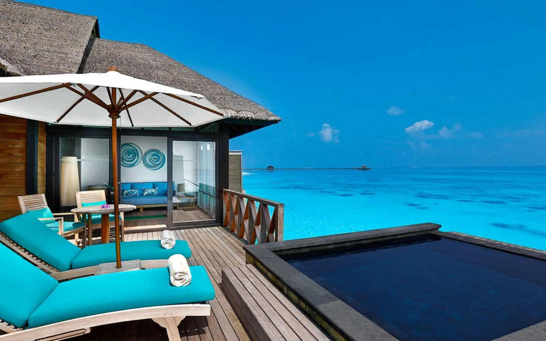 5 rooms with a view at JA Resorts & Hotels
