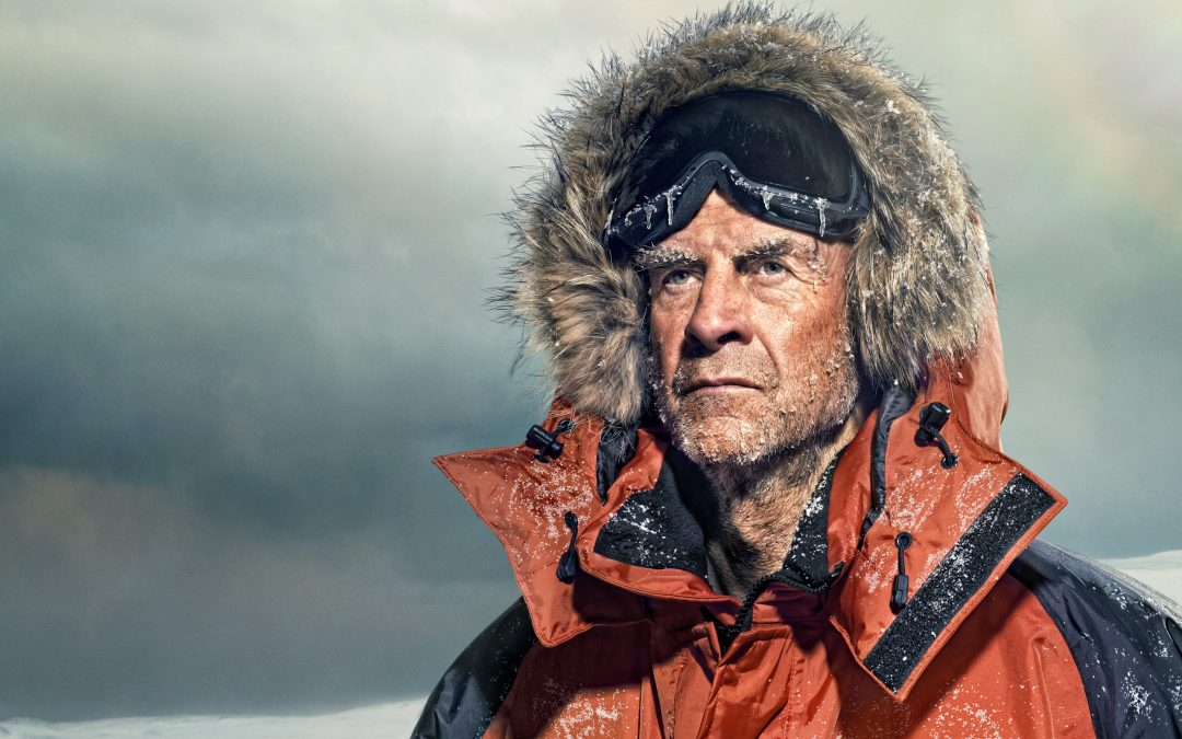 Celebrated explorer Sir Ranulph Fiennes shares his lessons in life and adventure