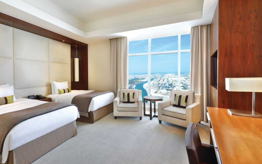 Win an overnight stay at JW Marriott Marquis, Dubai