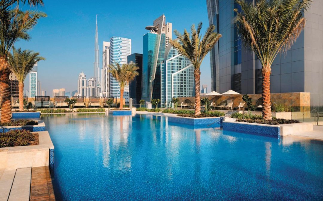 Win a two-night stay for two with dinner at JW Marriott Marquis Hotel Dubai