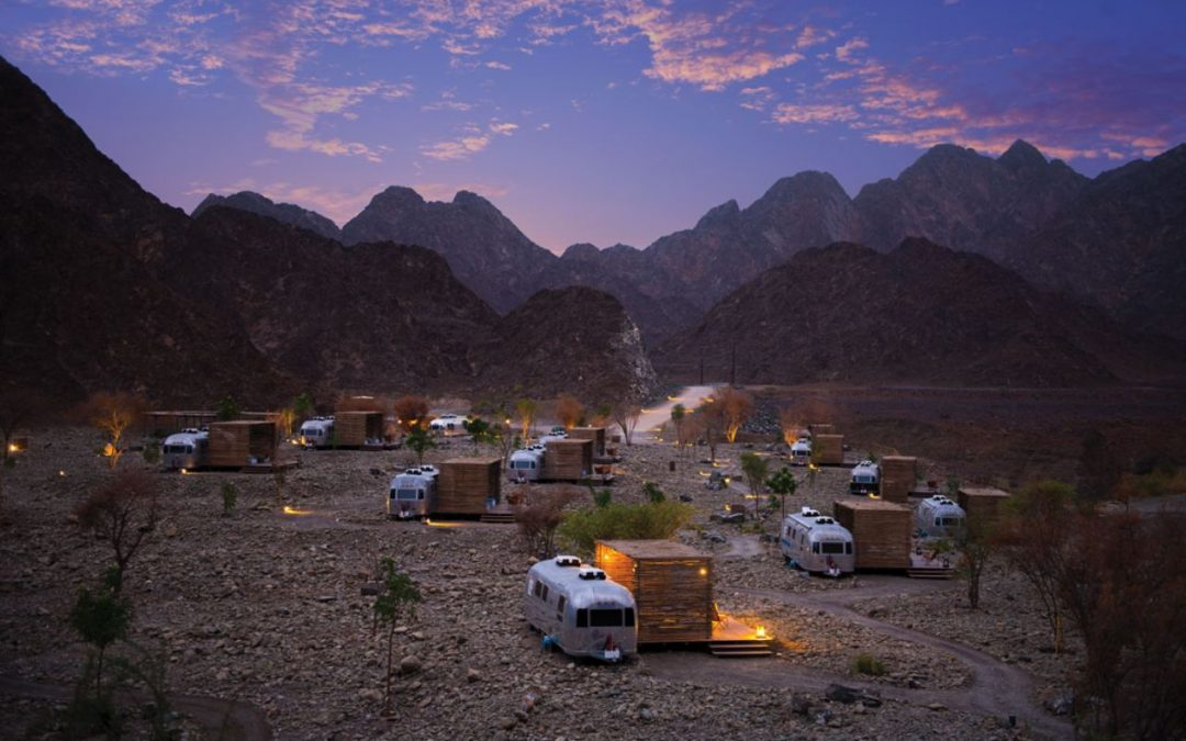 5 of the UAE's best glamping spots