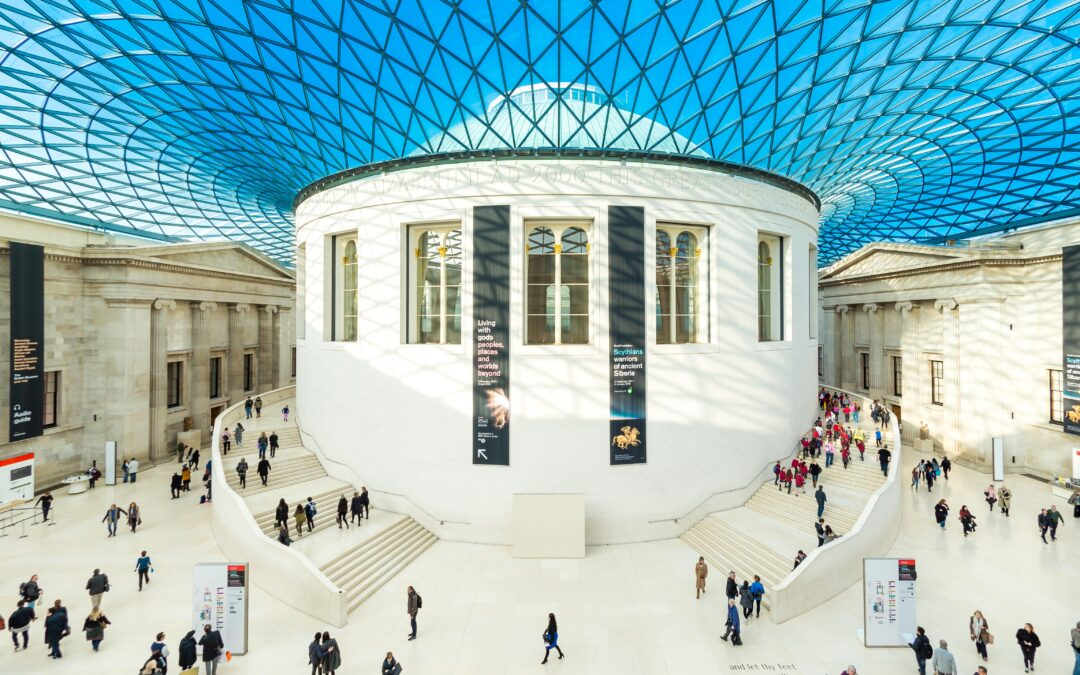 10 museums and exhibitions you can visit online