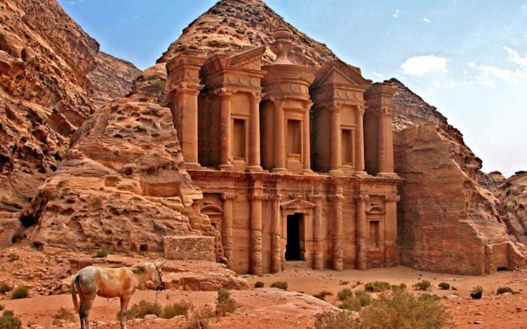 Wander through Petra with this immersive online tour