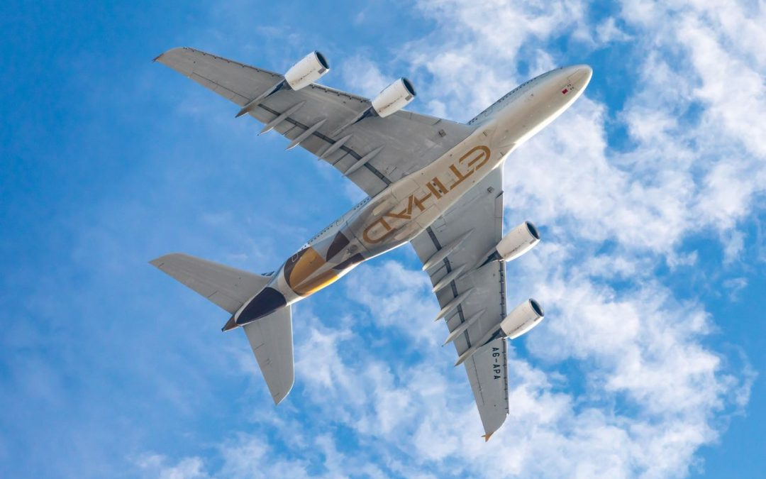 Etihad has announced plans to restart passenger flights