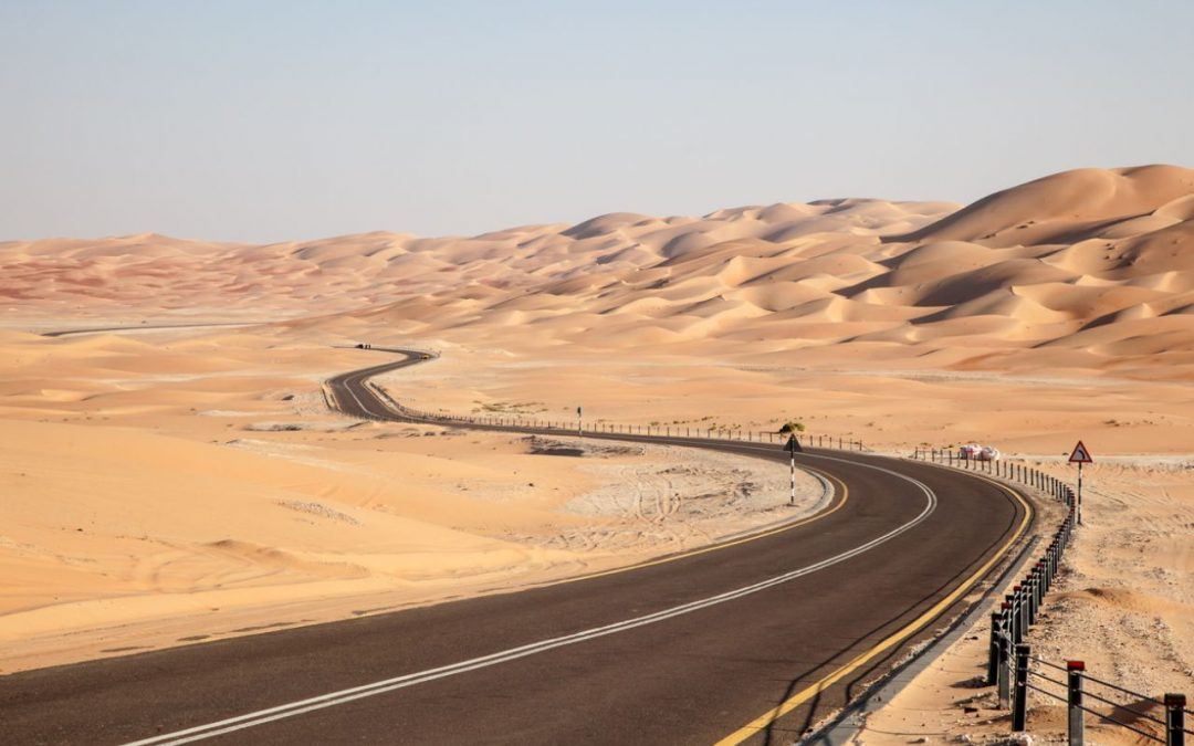 The UAE's best road trips you need to experience