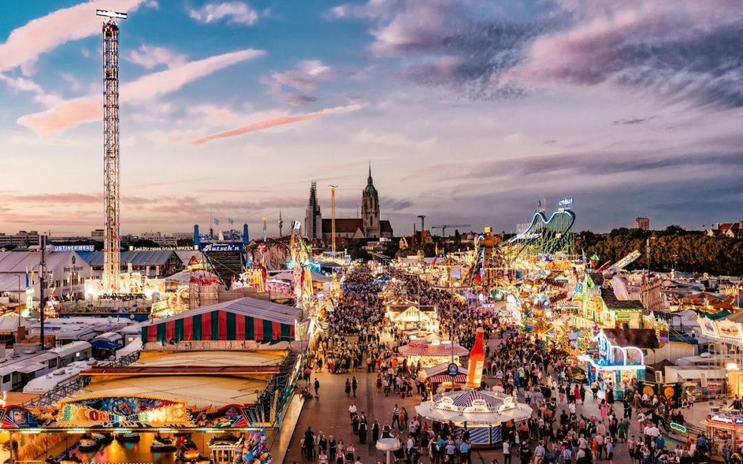 Germany's Oktoberfest will not take place this year
