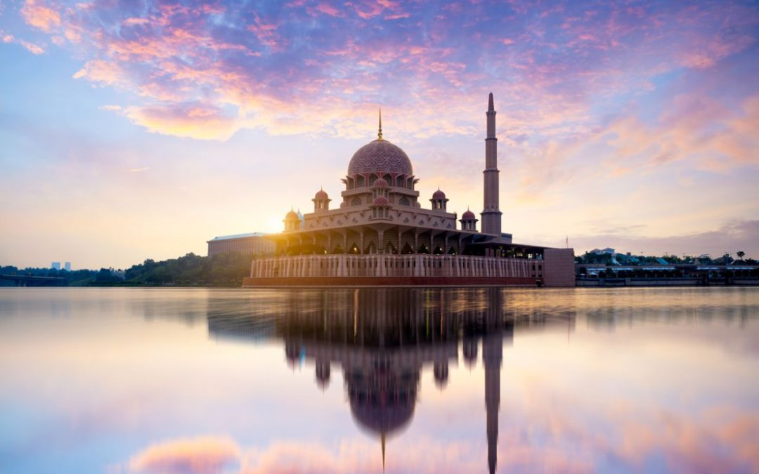 10 of the world's most beautiful mosques