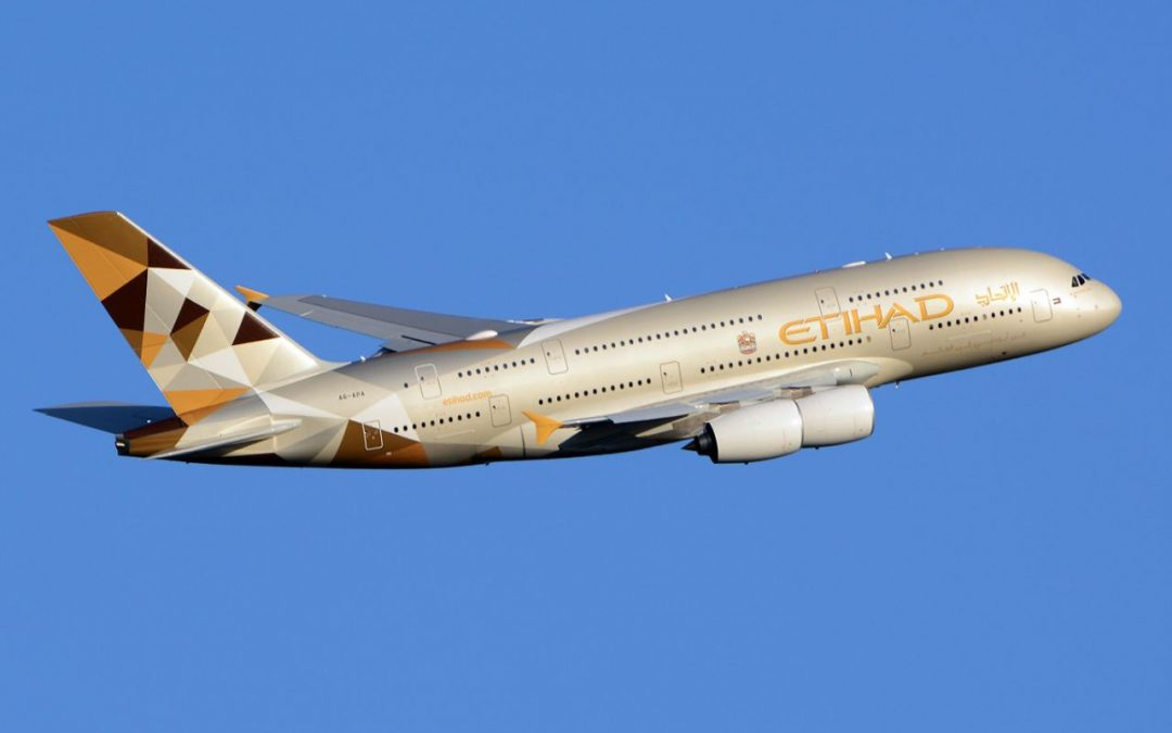 Etihad to resume flights between Australia and the U.K