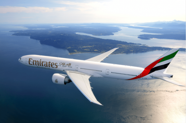 Emirates will resume passenger flights from May 21
