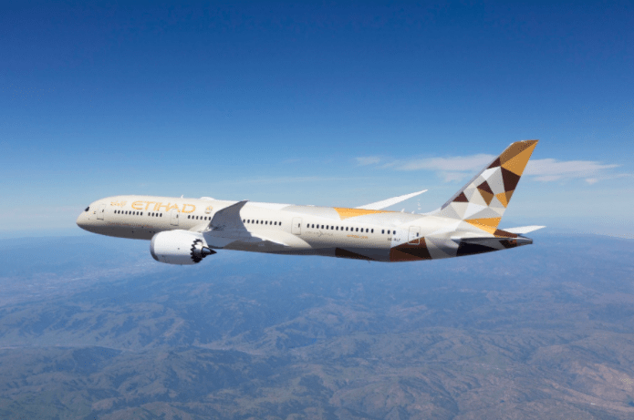 Etihad increases the number of special flights worldwide