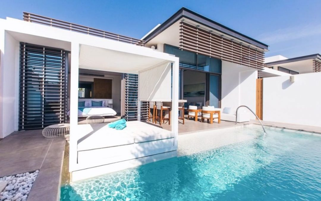 5 UAE hotels with private pools and villas