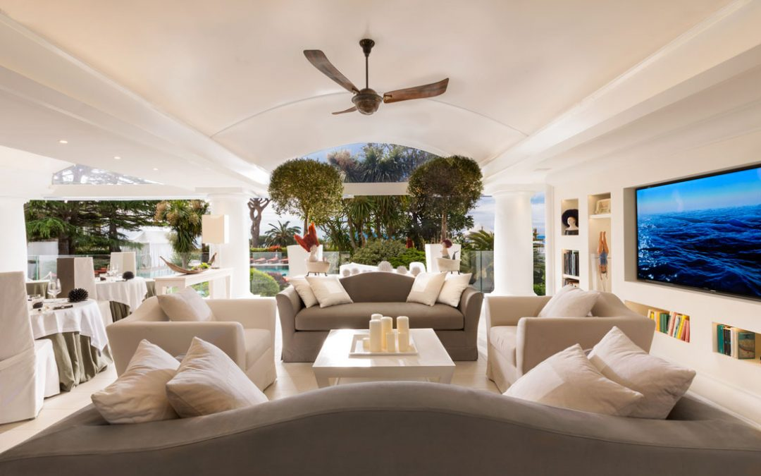 Italy's Capri Palace opens its doors for the first time as a Jumeirah hotel