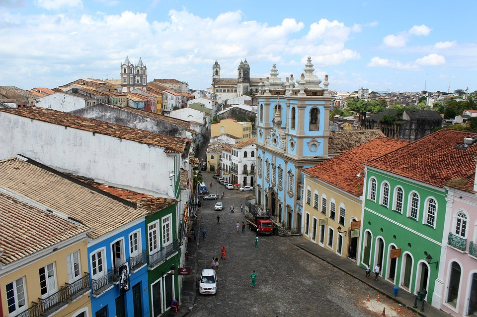 The world's most colourful cities: six of the best and boldest