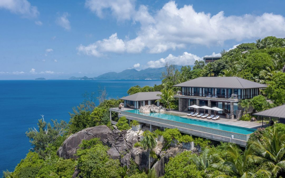 Introducing the Seven Bedroom Residence Villa at Four Seasons Resort Seychelles
