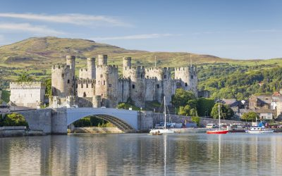 Windsor, Craigievar, Caerphilly: 10 of Britain's most striking castles
