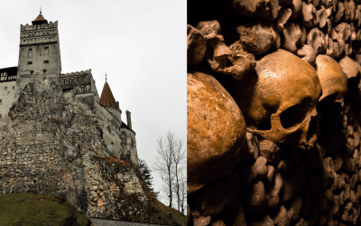 Planning a Halloween getaway? These are 5 of the creepiest destinations around the world