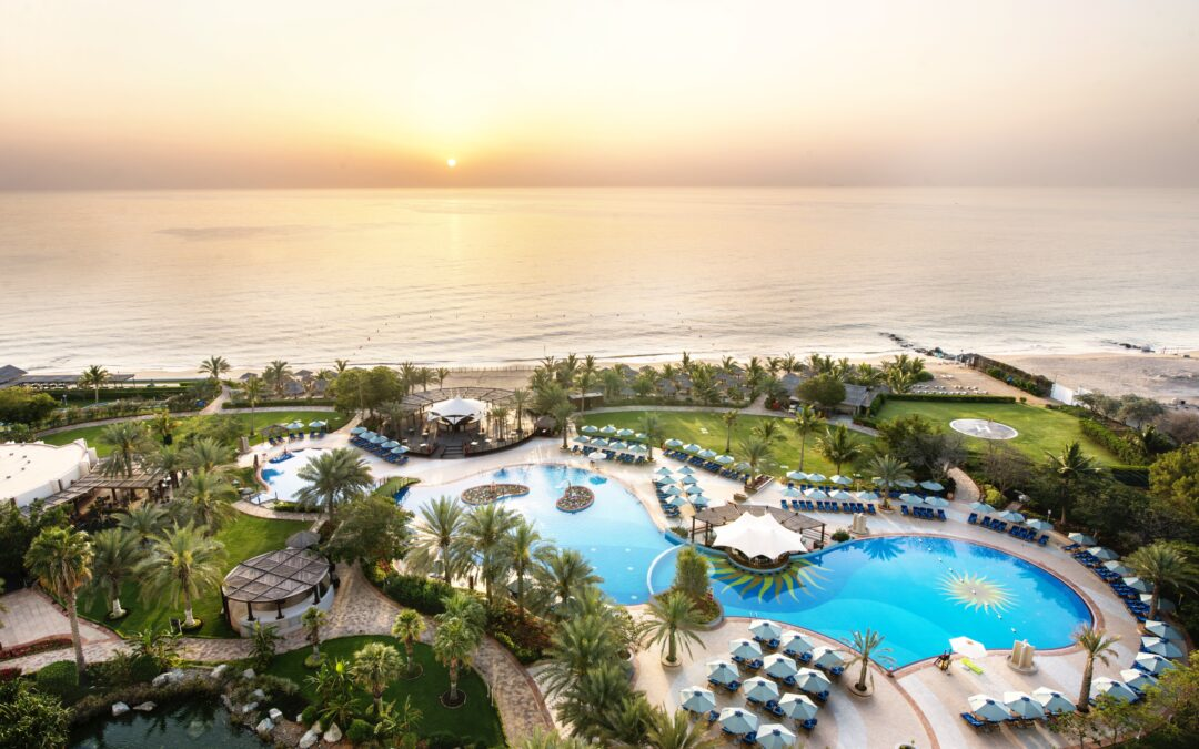 Win a two-night stay for two with bed and breakfast at Le Méridien Al Aqah Beach Resort, Fujairah