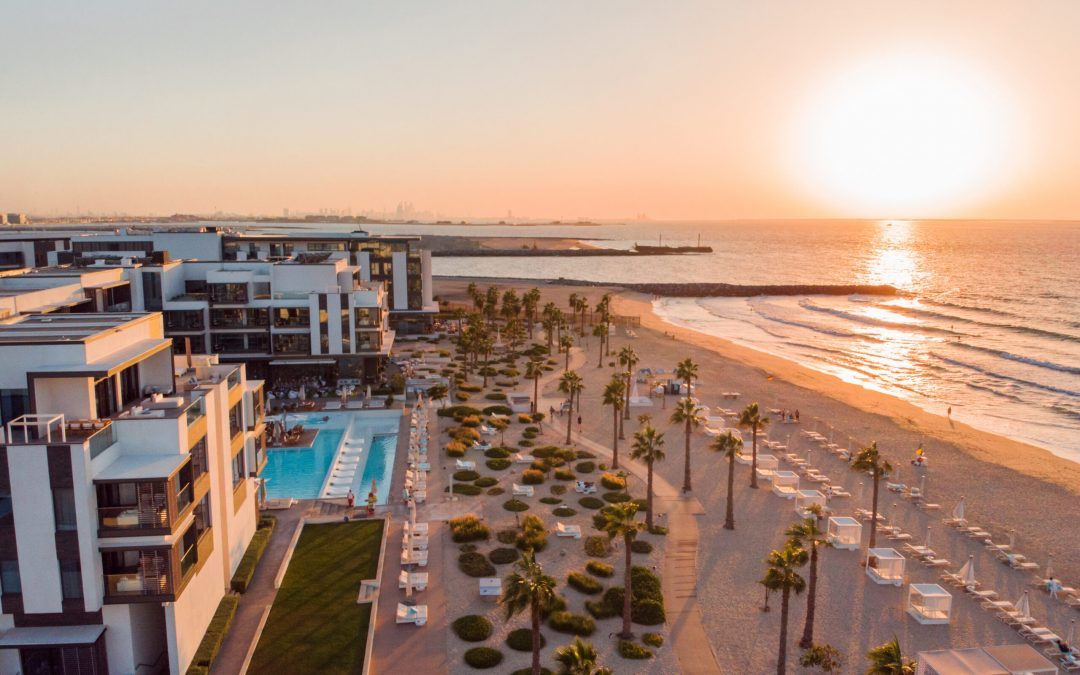 Win a two-night stay for two with bed and breakfast at Nikki Beach Resort & Spa, Dubai