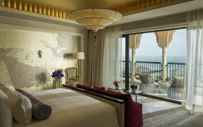 Panoramic views, 24-hour butler service and endless space: The best hotel rooms and suites across the UAE