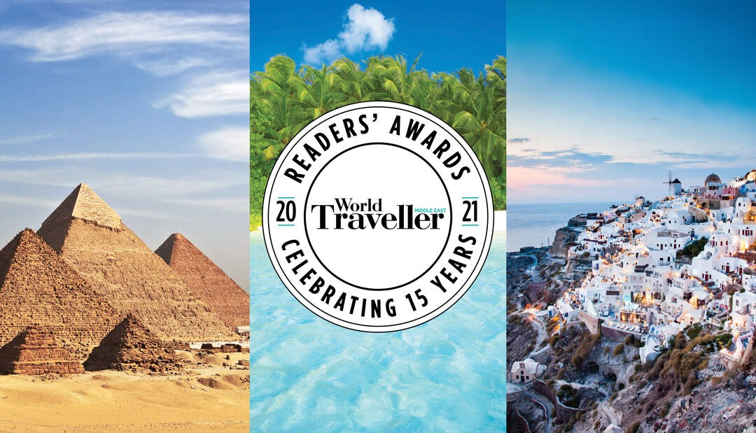 World Traveller Middle East: Readers' Awards 2021
