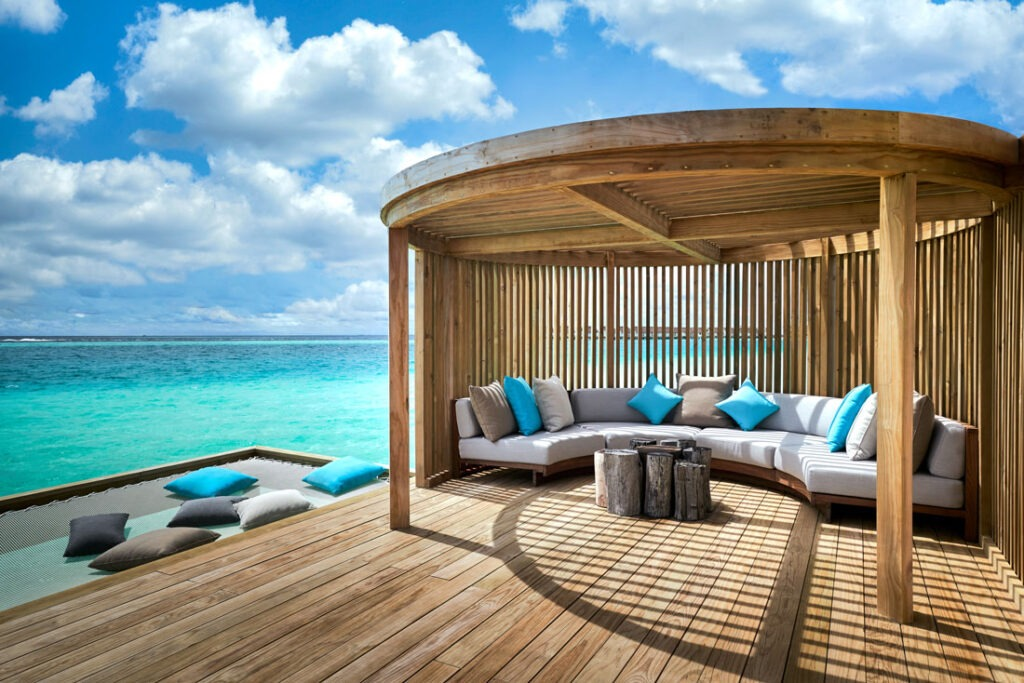 Rock Star Villa, Hard Rock Hotel Maldives