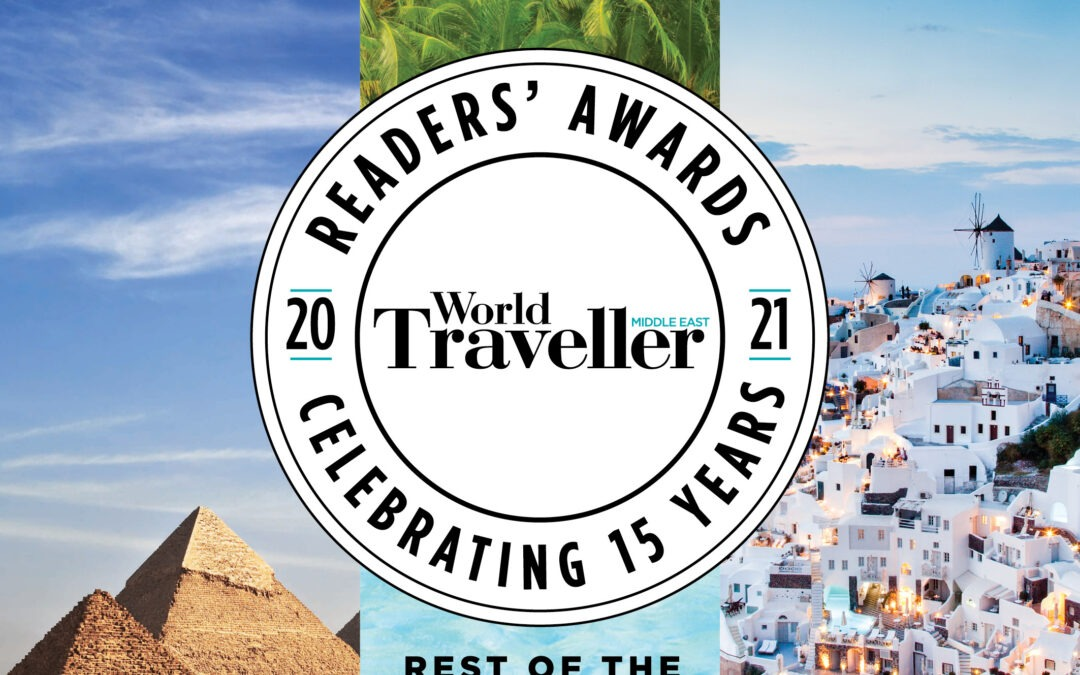 Readers' Awards: See the hotels and destinations voted by you as the world's best