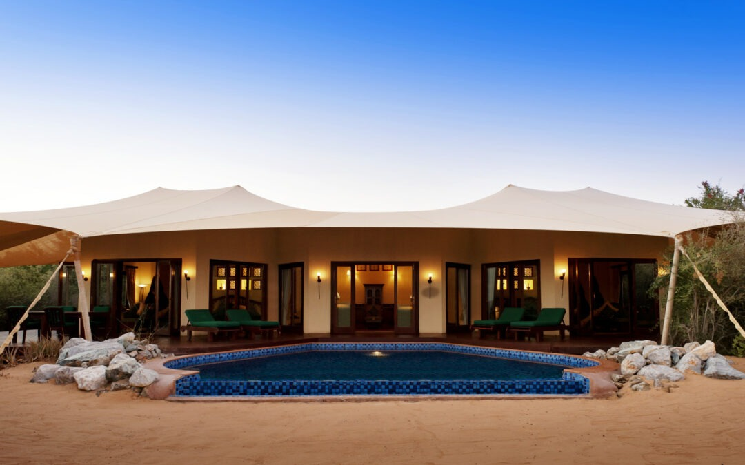Win 2 nights full board at Al Maha Desert Resort & Spa