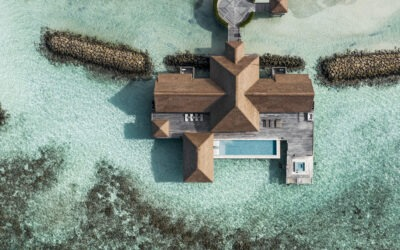 Waldorf Astoria debuts the largest island in the Maldives