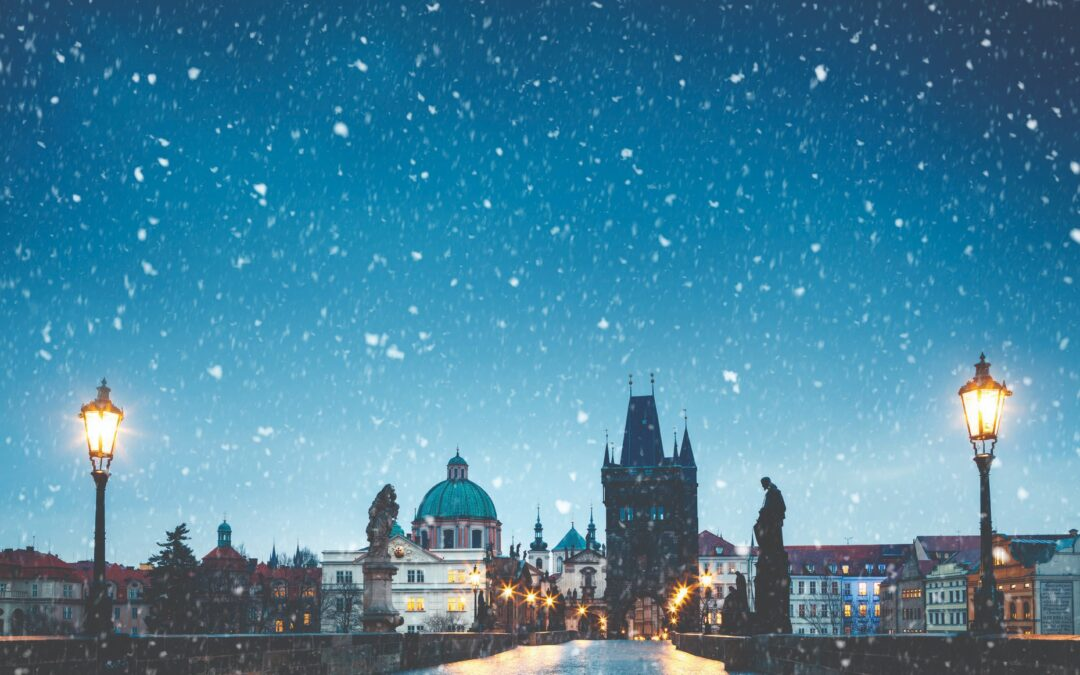 Brave a trip to Prague in the depths of winter – and a journey through time is the reward you'll reap