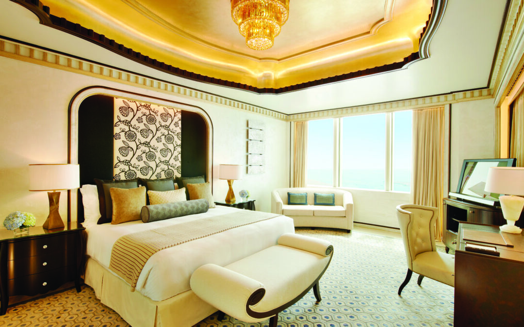Readers' Awards: Best Hotel Suite in the Middle East