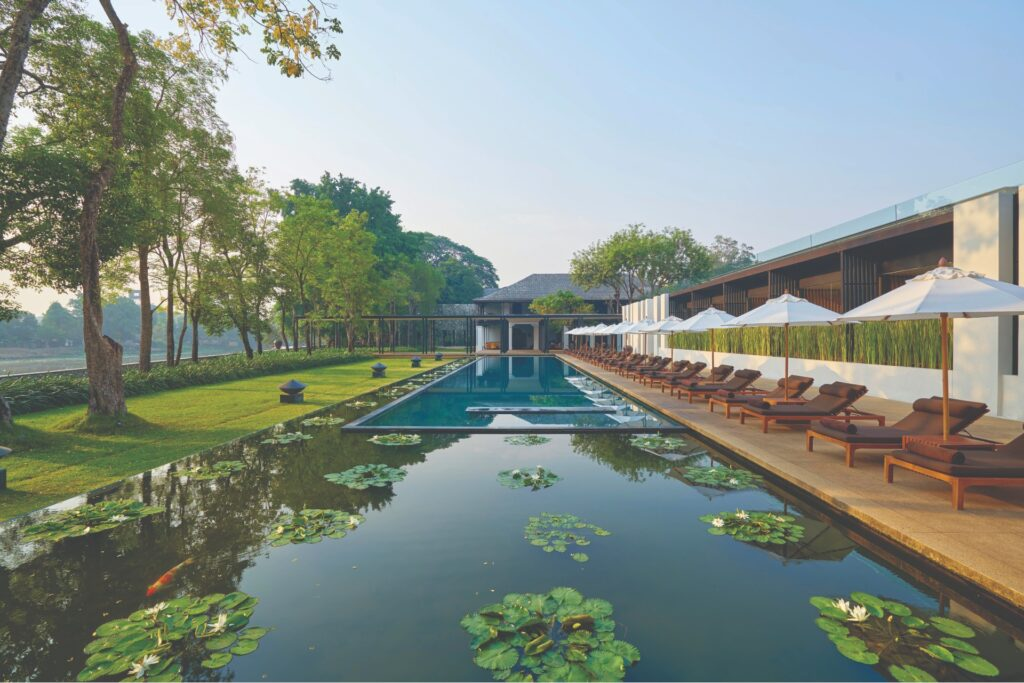 Anantara Chiang Mai - Pool View - 2