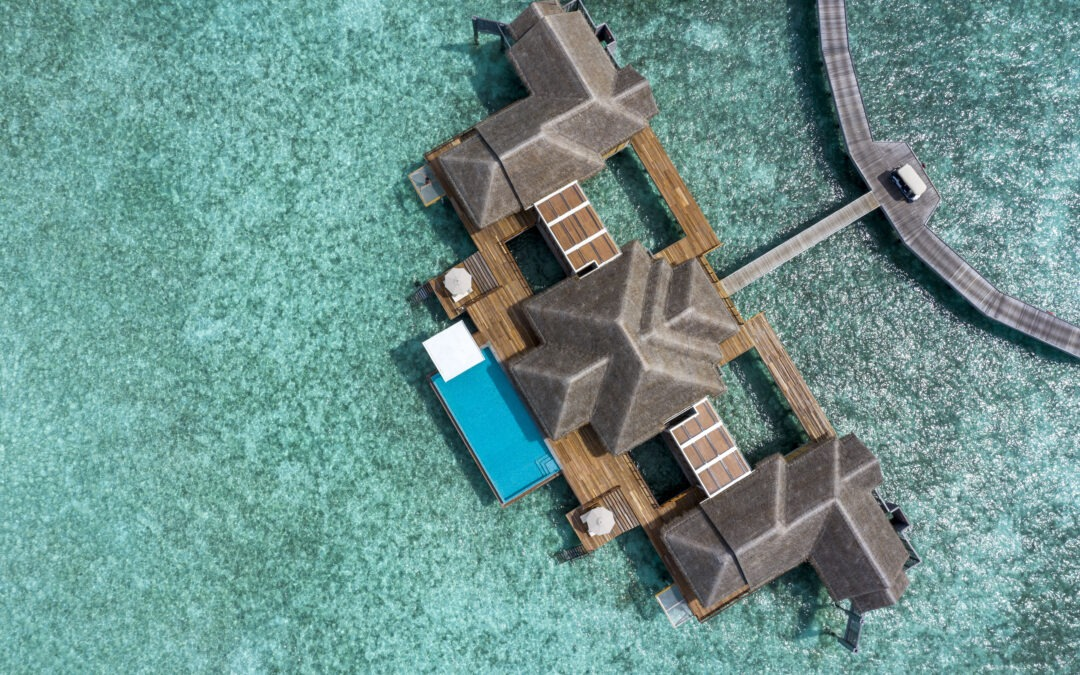 Elevate your escape at Anantara Kihavah Maldives Villas –the most romantic resort the Maldives has to offer