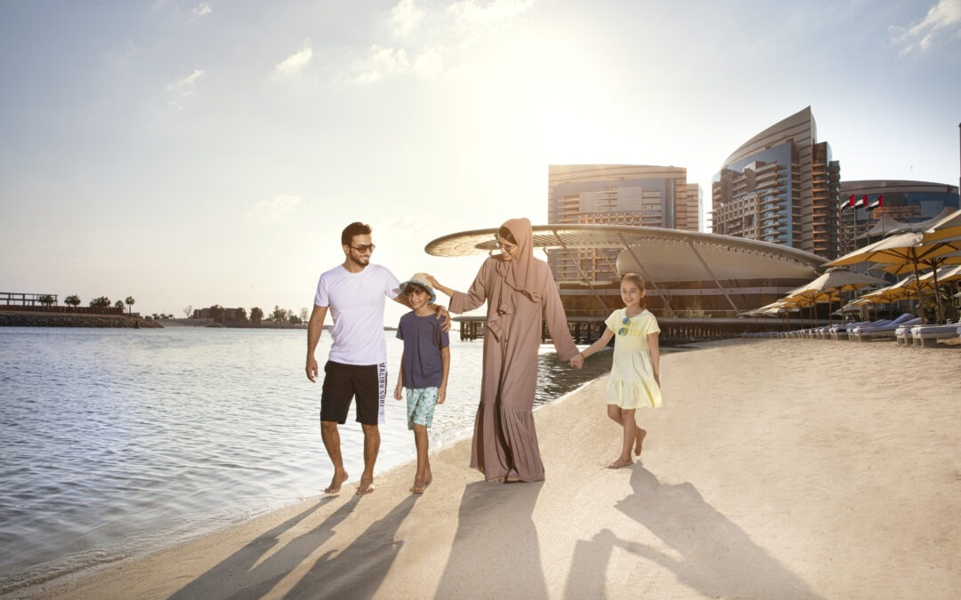 From sea views to spa deals – why Conrad Abu Dhabi Etihad Tower's Summer Staycation deal is hard to beat